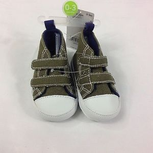 New Carters Infant Shoes 0-3M Booties Sneakers